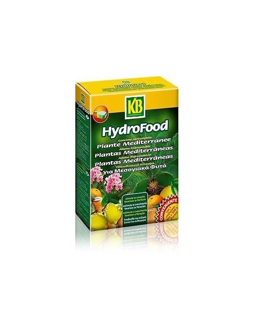HYDRO FOOD AGRUMI - CONCIME IDROSOLUBILE da 400 gr KB