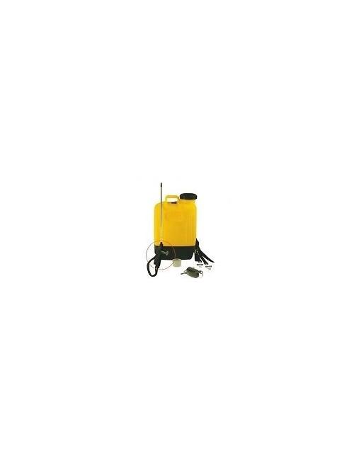 Pompa a zaino elettronica Elettroplus - con batteria ricaricabile 12 v - Volpi Originale
