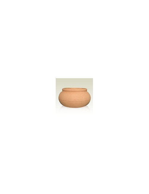 Vaso mod. Margot 60 col. Terracotta - Linea Marchioro