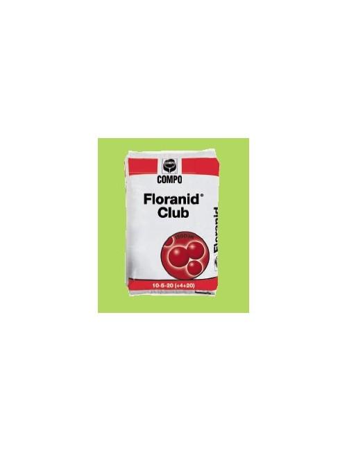 Floranid® Club 10-5-20+4+20 da Kg 25 Compo