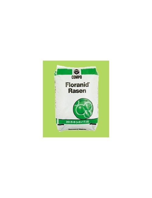 COMPO FLORANID RASEN + FLORANID CLUB DA 25 KG OFFERTA